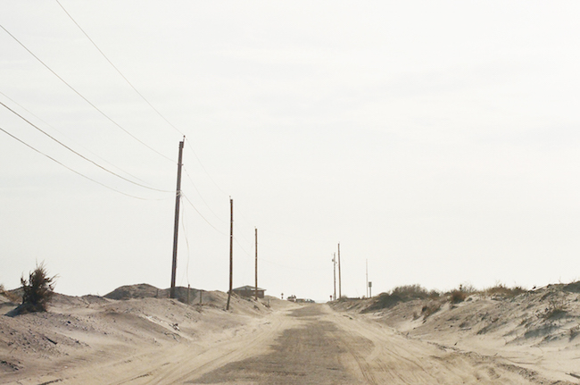 Lorena Lohr - untitled (sand road)