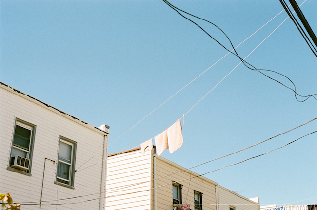 lorena lohr - untitled (laundry and telephone wires)