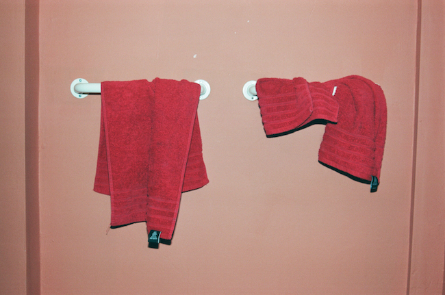 lorena lohr - untitled (towels)
